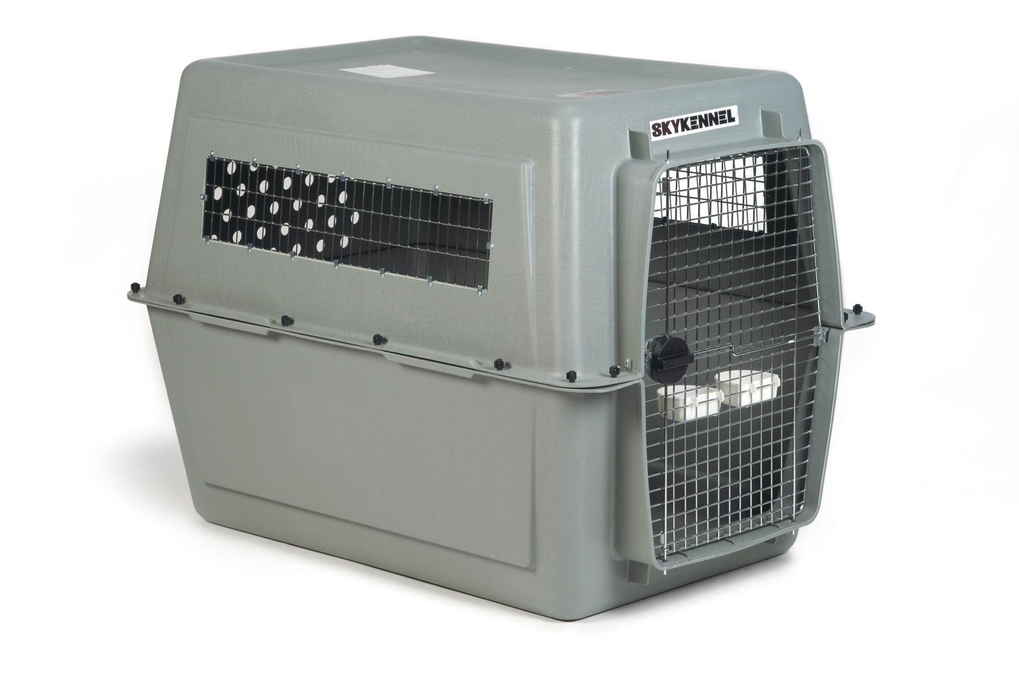 Sky Kennel Flygbur Dog Crate Petmate Sky Kennel