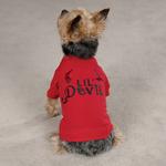 "Petster "" Lil Devil' "" T-shirt"