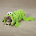 Zanies Toad-ally Fun Cat Crinkle Tunnels