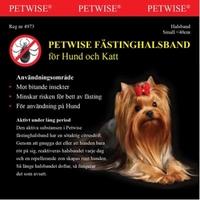 Petwise Fästinghalsband - Mindre Hund